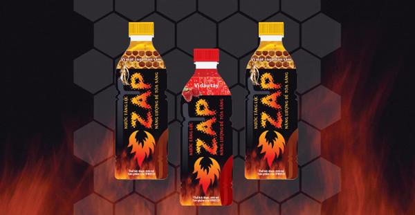 Nước tăng lực ZAP