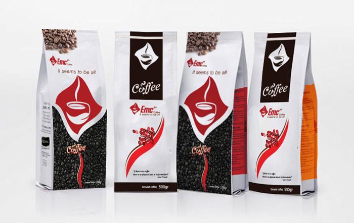 emc2 coffee0 1335430129 Tầm quan trọng của bao bì trong chiến lược tiếp thị sản phẩm