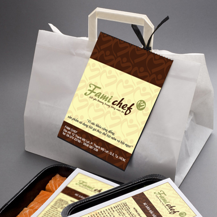 famichef3 1352708933 Tầm quan trọng của bao bì trong chiến lược tiếp thị sản phẩm