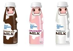 Thiết kế bao bì hộp sữa ấn tượng