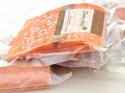 Thiết kế bao bì nhãn mác thực phẩm sơ chế Famichef