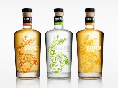 25 thiết kế chai rượu Tequilla sáng tạo bậc nhất