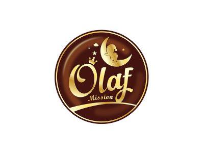 Đặt tên thương hiệu và thiết kế logo kem tràng tiền OLAF tại Hà Nội